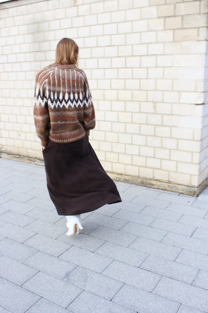 Céline white boots