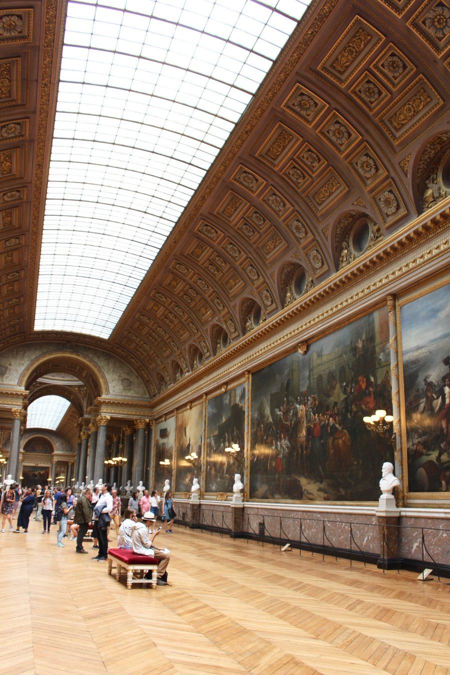 Versailles inside