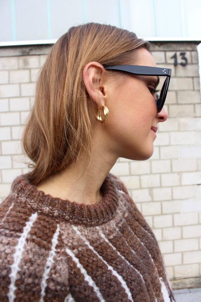 veia jewellery earrings