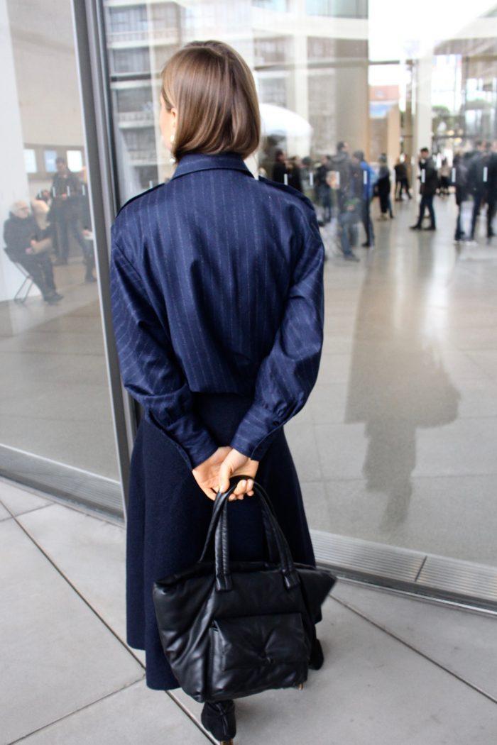 black céline bag old season