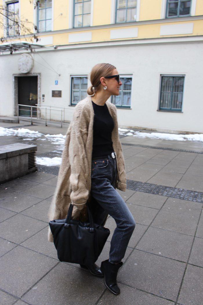 Céline Tilda Sunglasses black