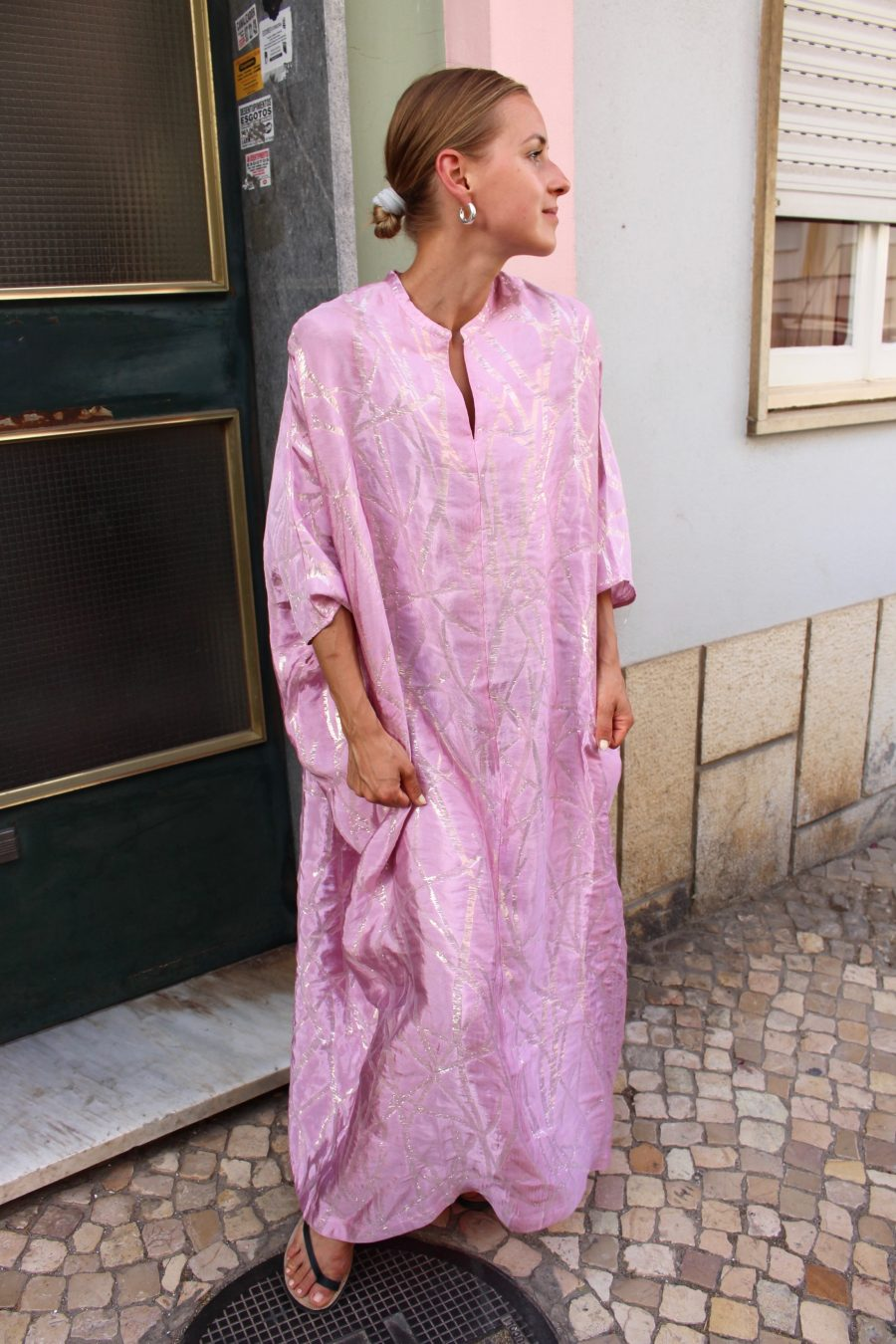 H&M Trend kaftan dress