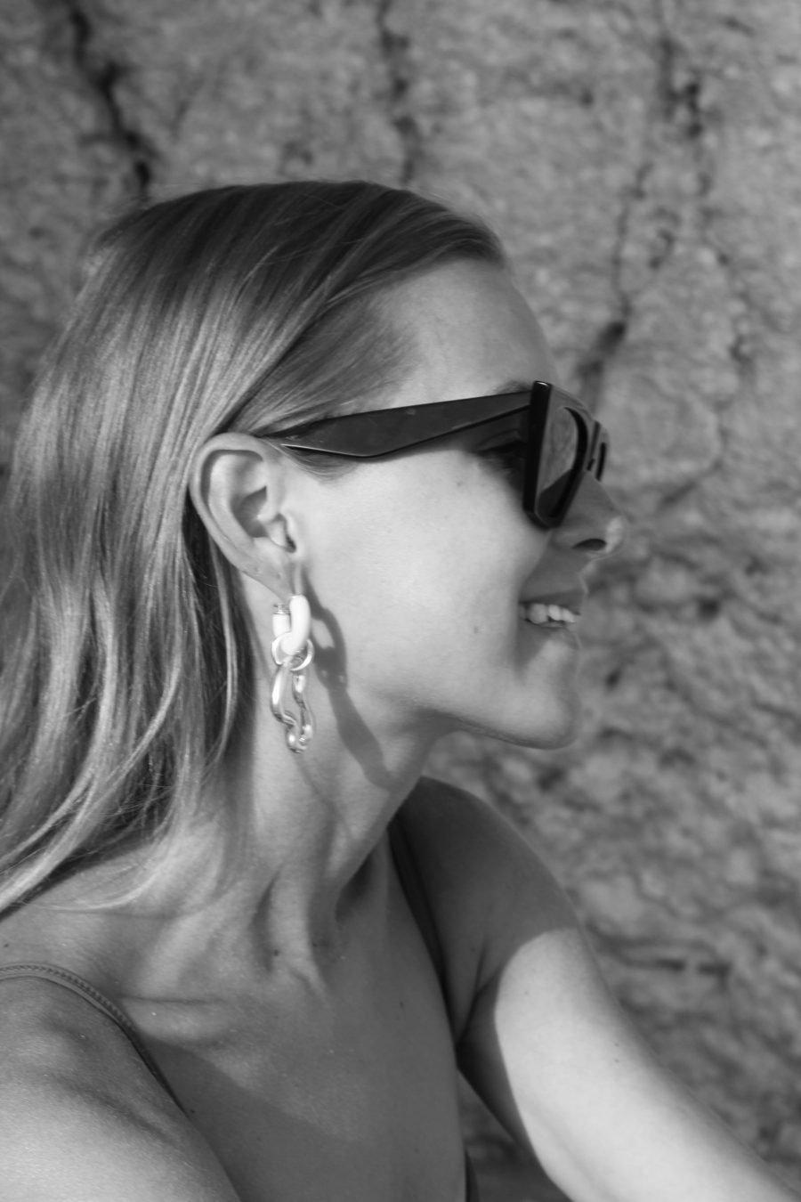 H&M Trend Earrings silver