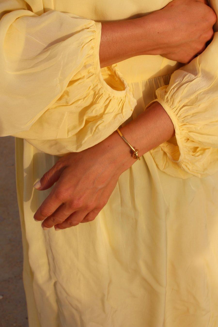 Céline Knot Bracelet