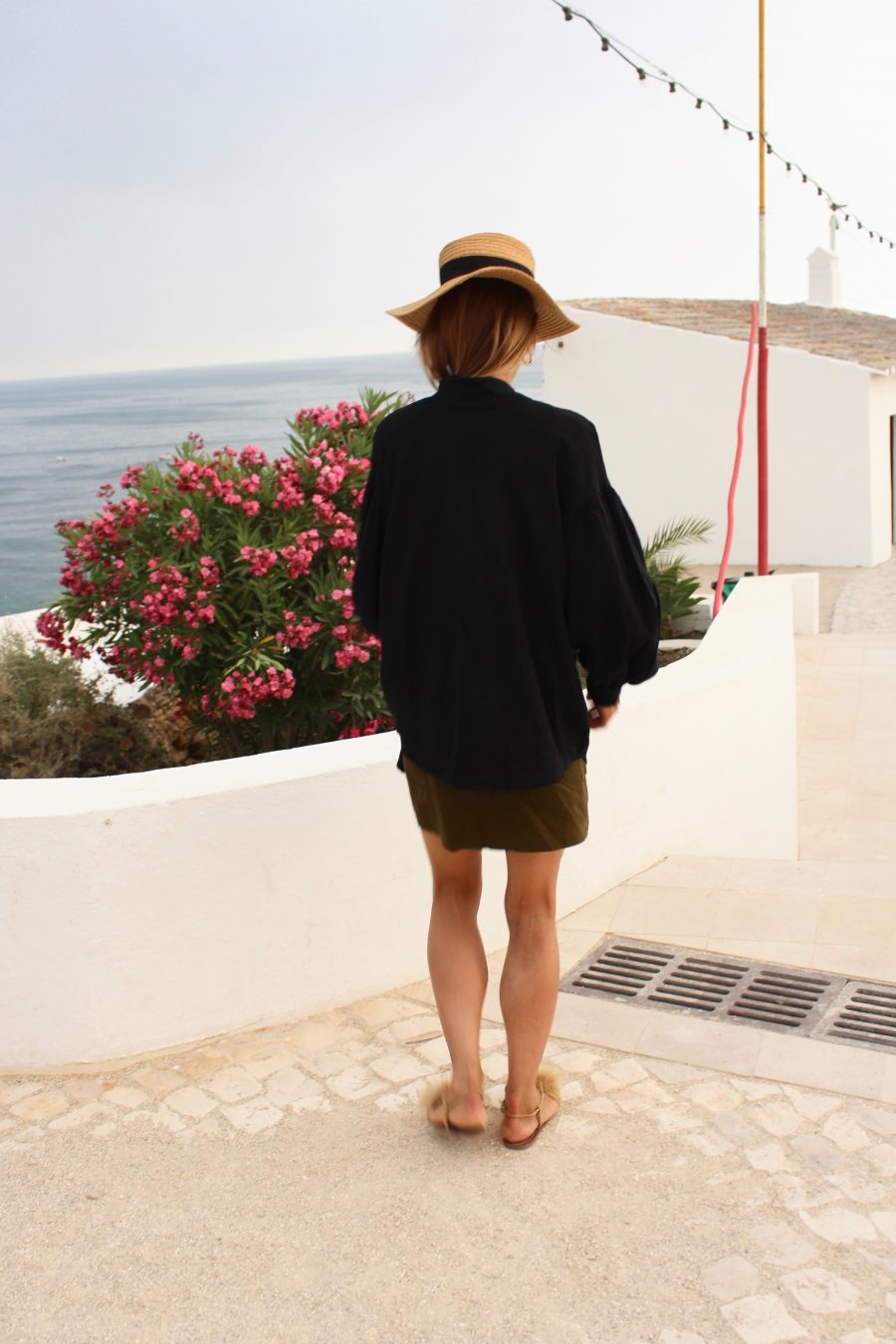 Linen Bluse Zara summer 2018