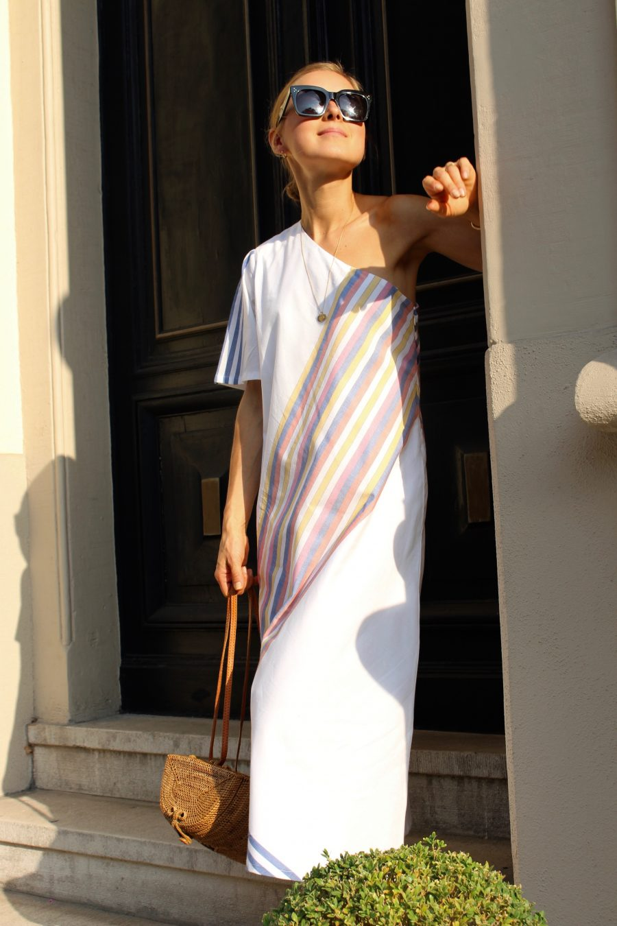 Massimo Dutti Sandes brown summer 2018