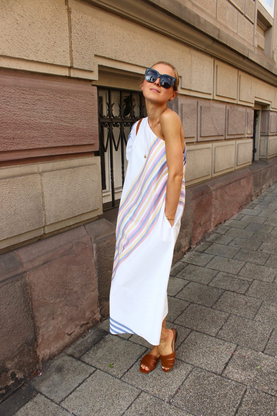 The summer house dress maxi summer 2018