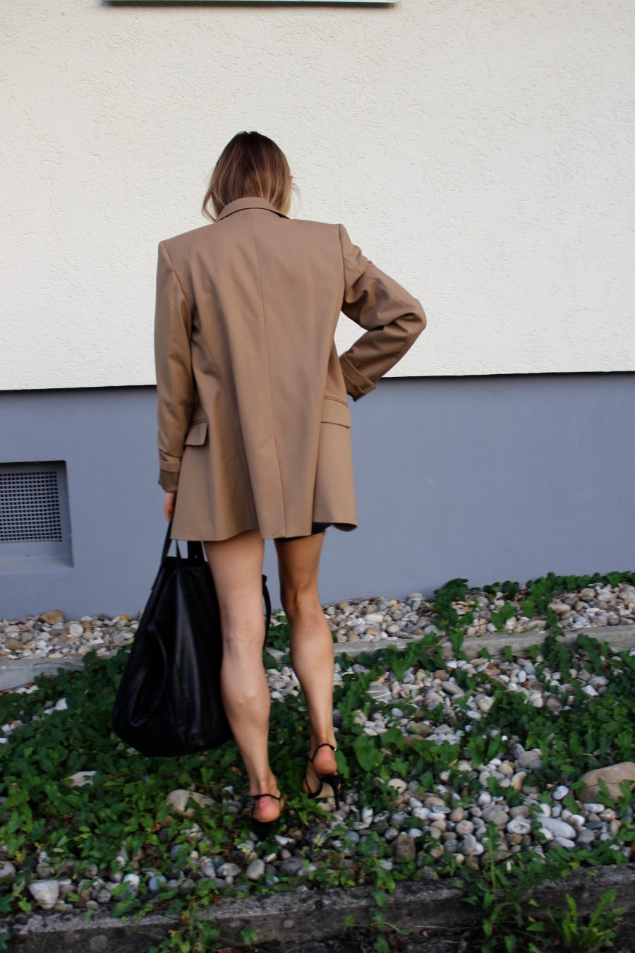 oversized blazer other stories