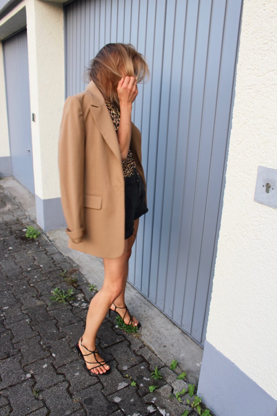 blazer other stories caramel
