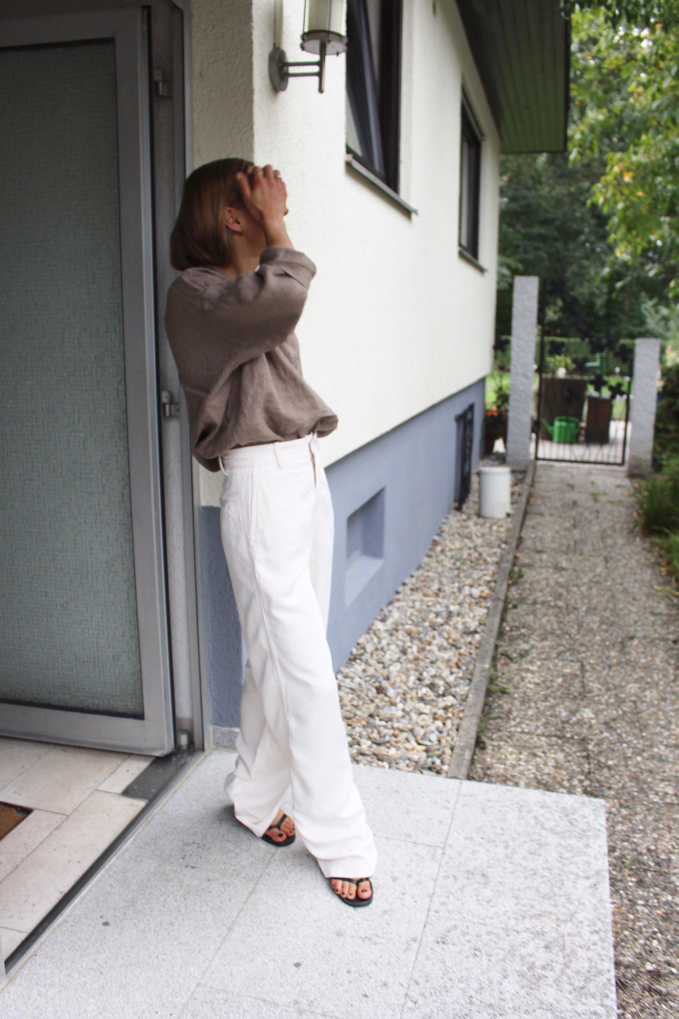 lienen collection Zara summer 2018