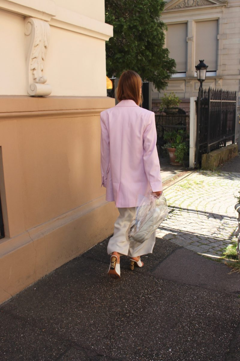 Wide pants zara new collection women 2018