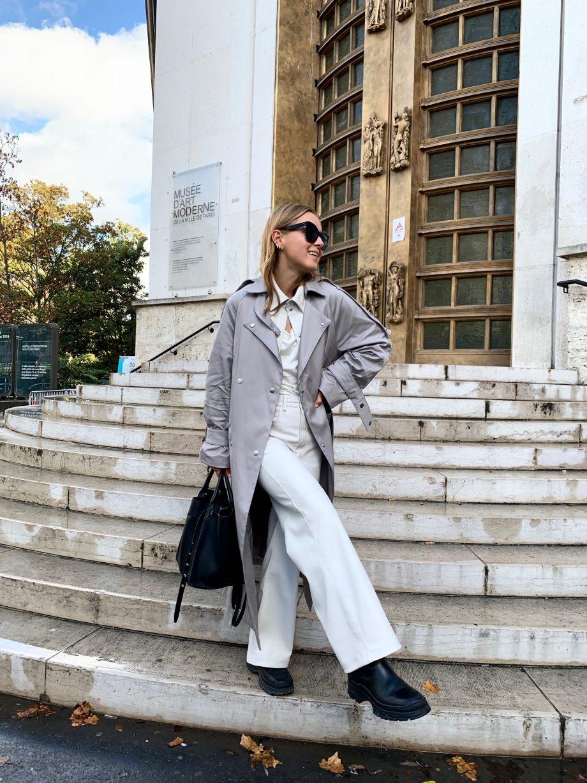 Paris Fashion Week 2019, Look 1 |03.10.2019