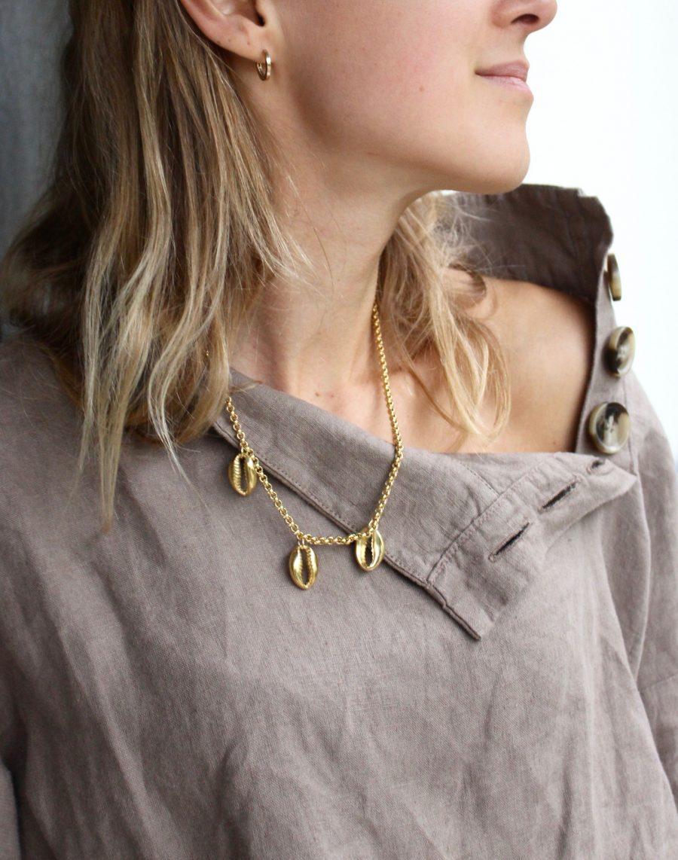 jewellry statement gold