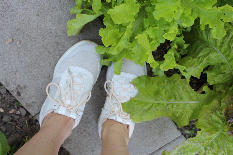 Sneaker zara women summer 2018