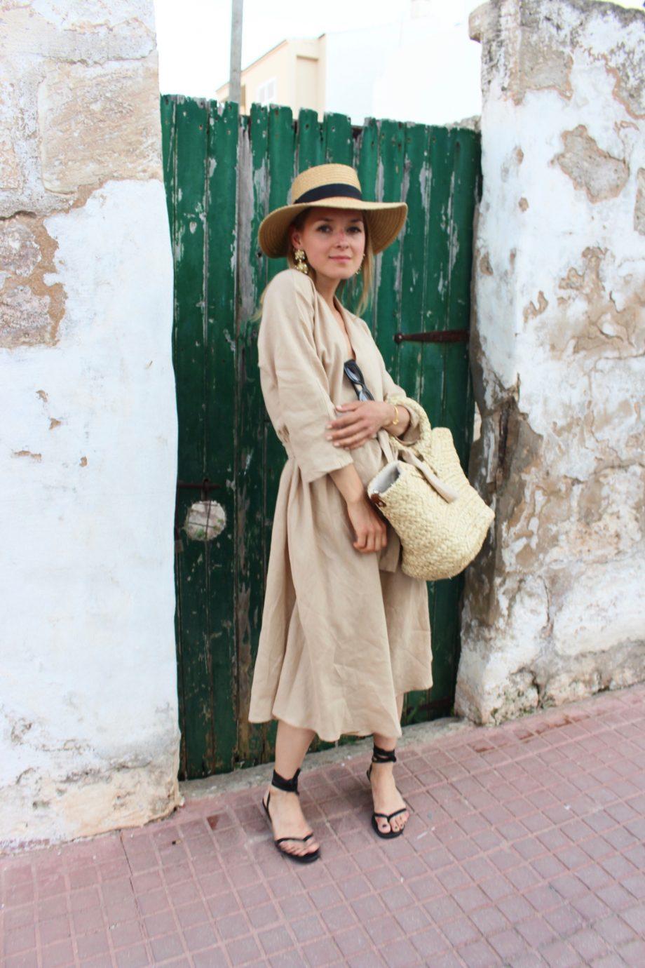 The Linen Dress |17.07.2018