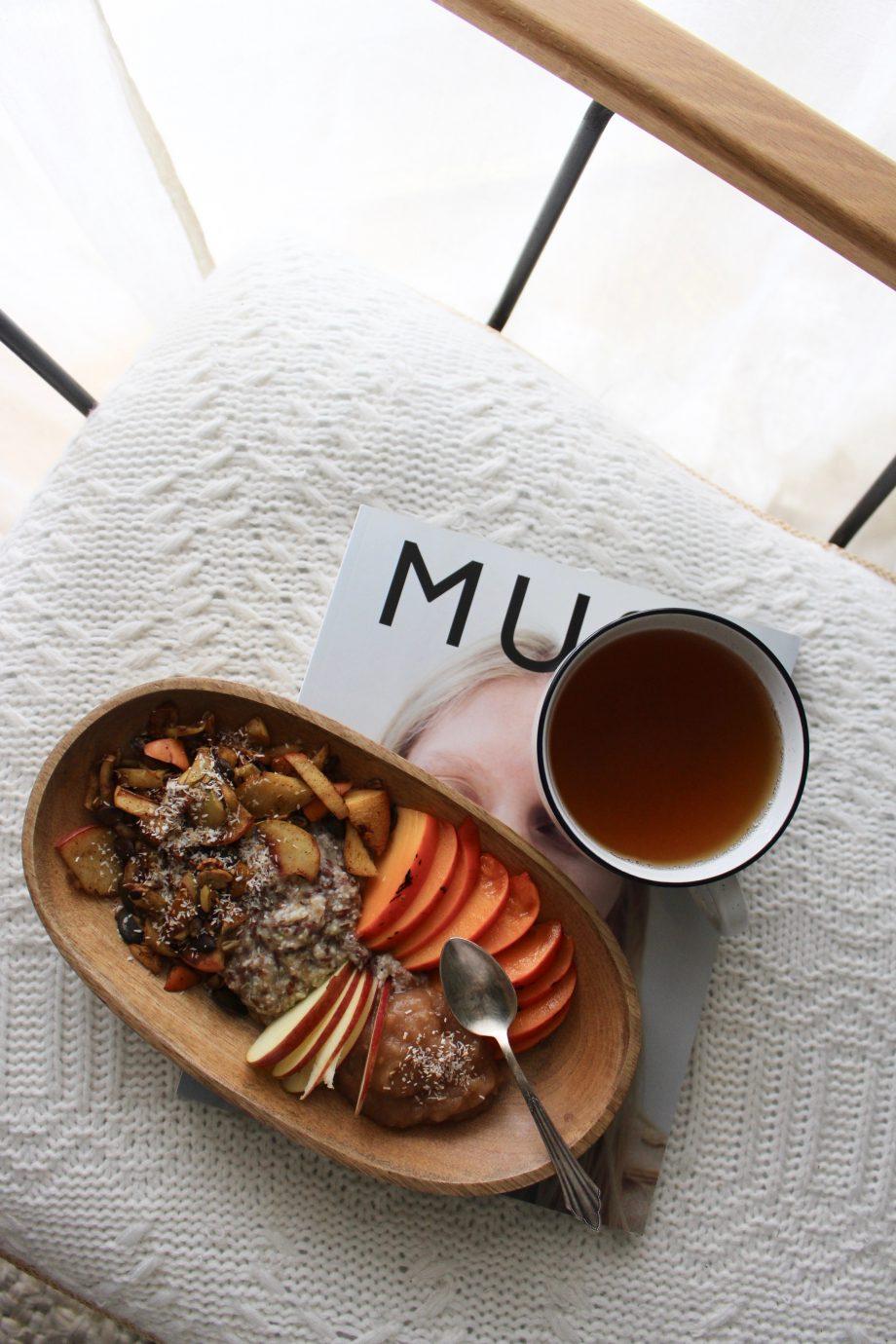 Apple Breakfast – dreierlei vom Apfel |18.01.2018