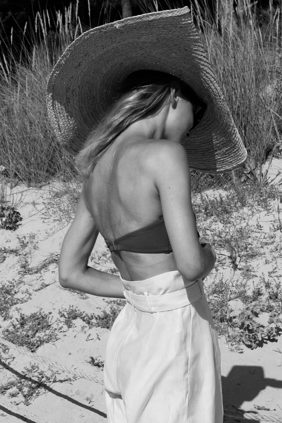 khaki bikini H&M Trend summer 2018