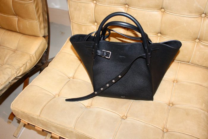 Céline bag black new