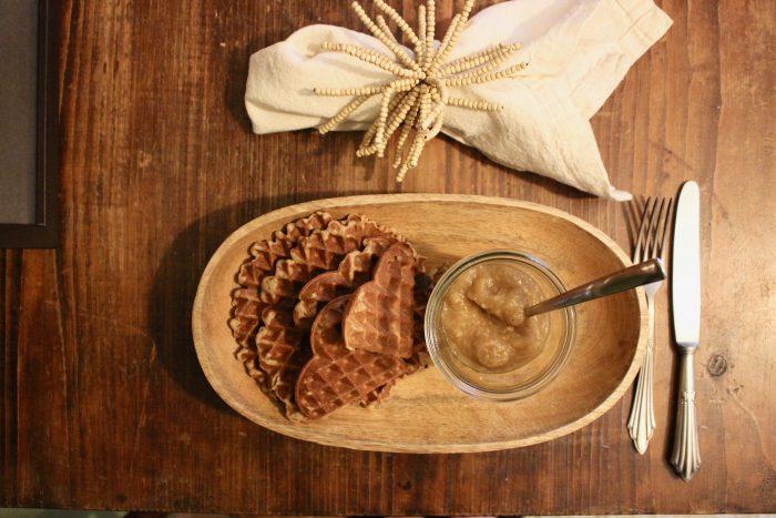 apfelmus selber machen ohne zucker