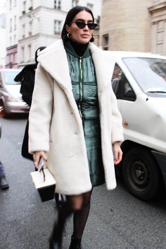 street style haute couture