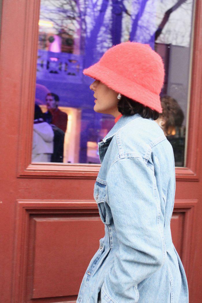 Street Style Haute Couture 2019 Paris