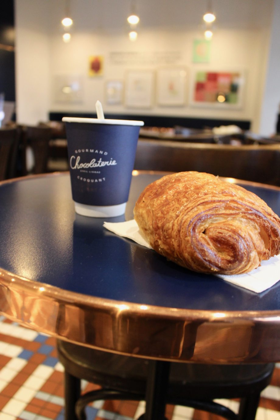 Chocolaterie Cyril Lignac, Paris |19.02.2019