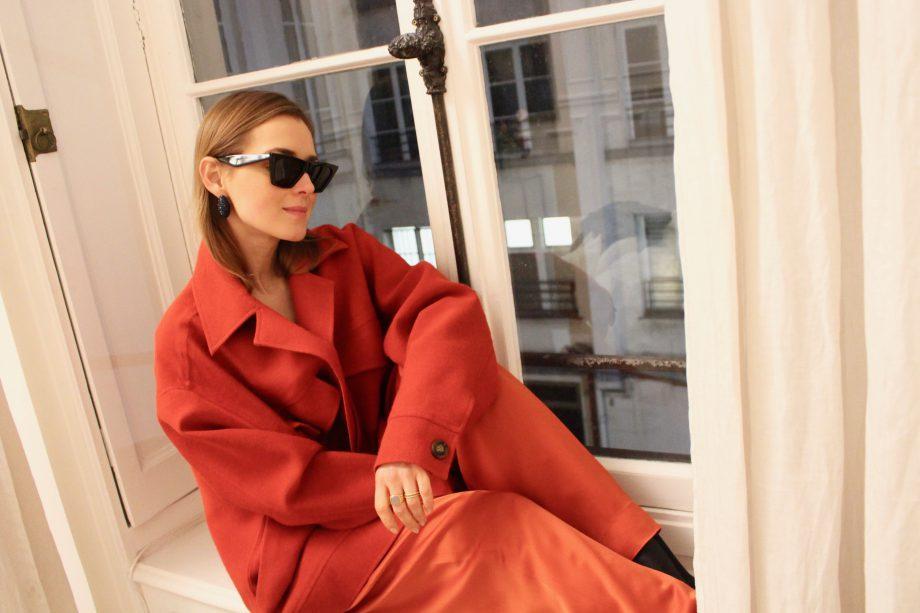 The Red & Orange Look   09.02.2019