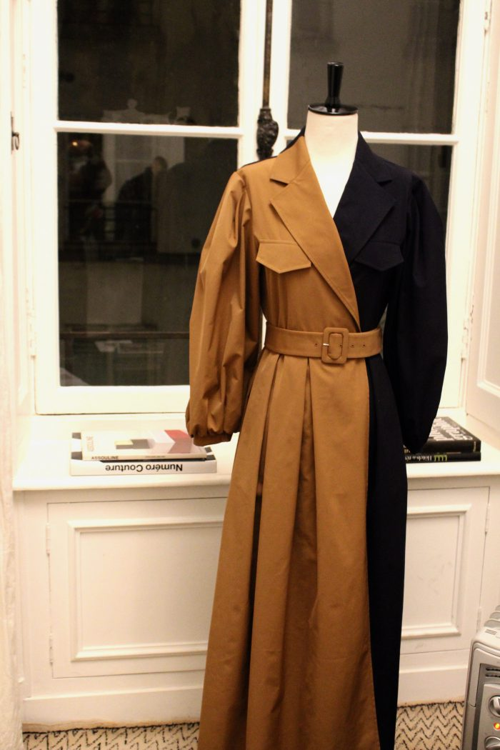 The Bouguessa Trenchcoat