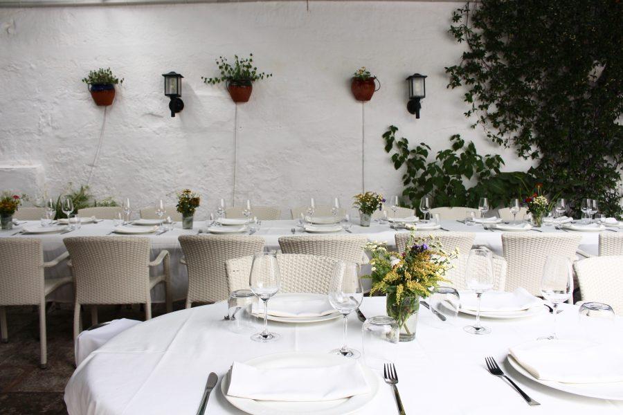 Restaurant Es Moli de Foc, Menorca