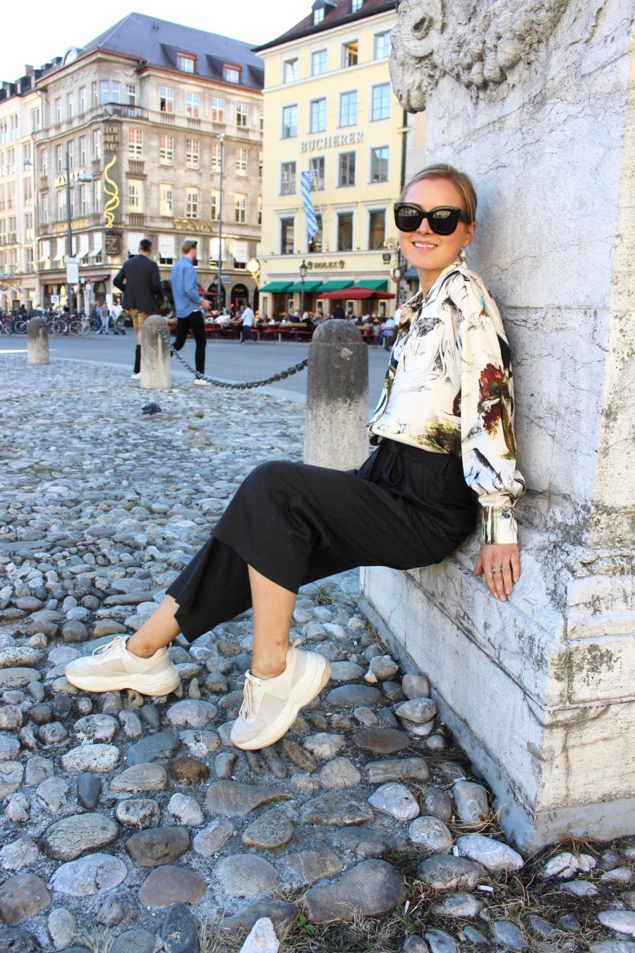 zara silk blouse new collection 2018