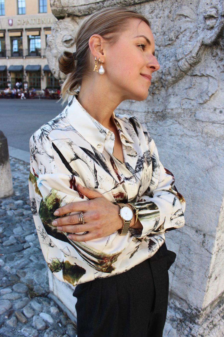 céline earrings new season