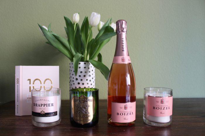 The Design Bubbles Candles
