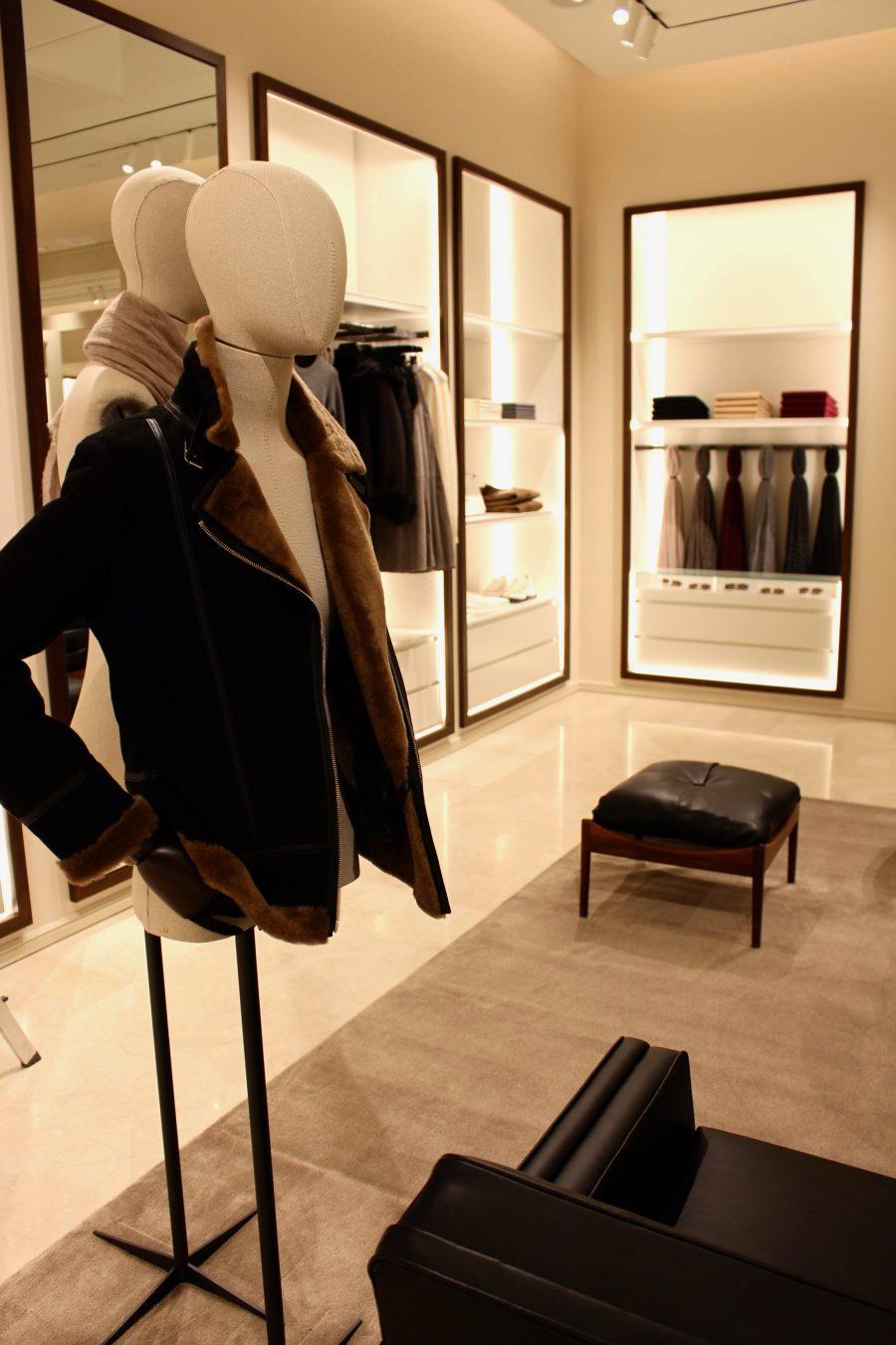 The New Massimo Dutti Store, Munich