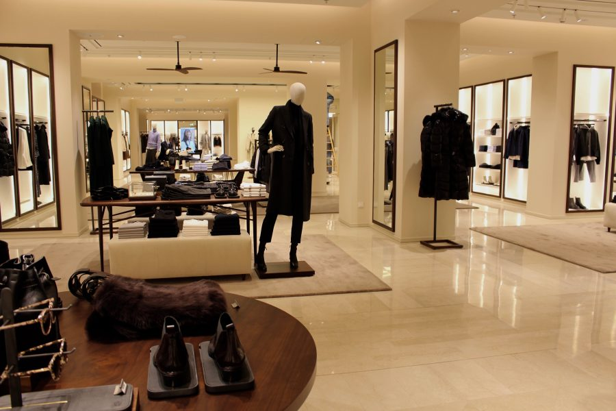 The New Massimo Dutti Store, Munich