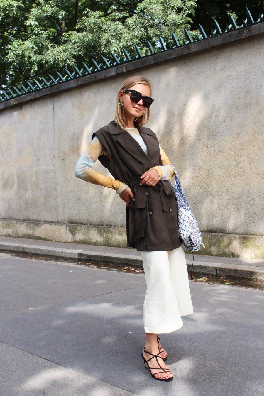 wide pants finery london linen look