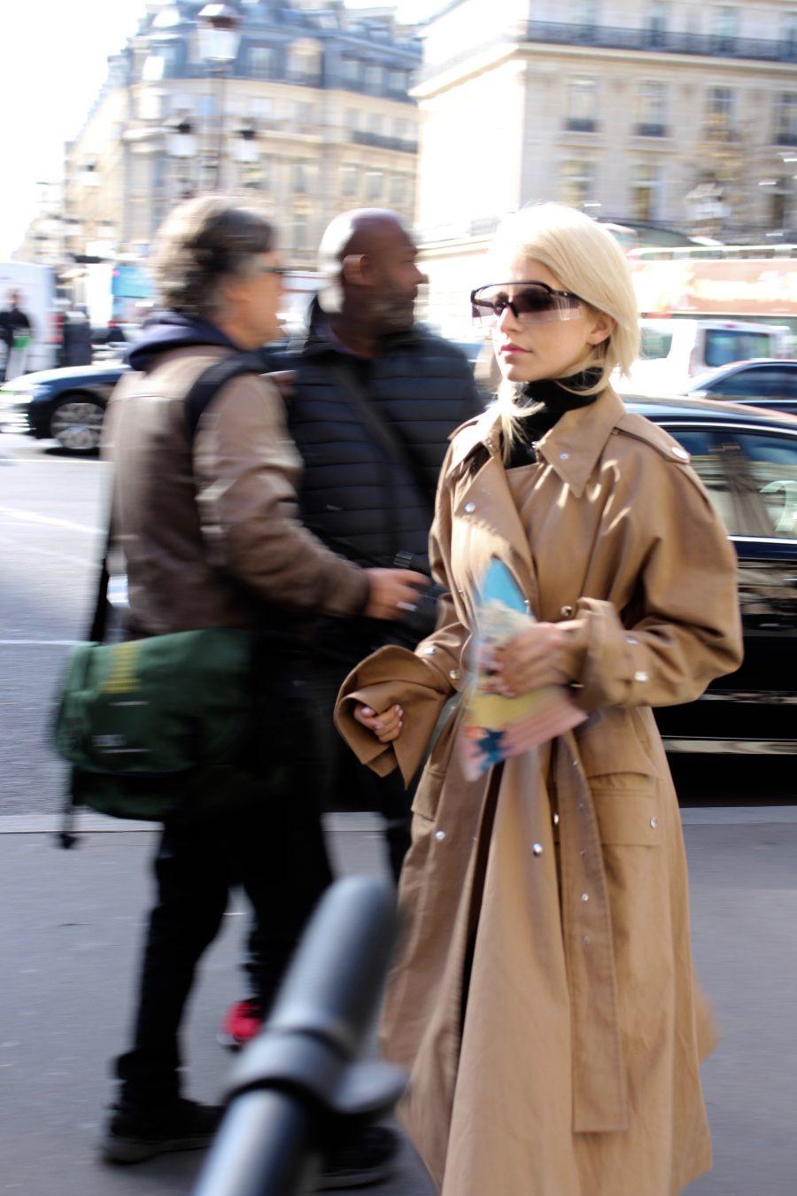 Street Style Paris Fashion Week SS19 , Day 7