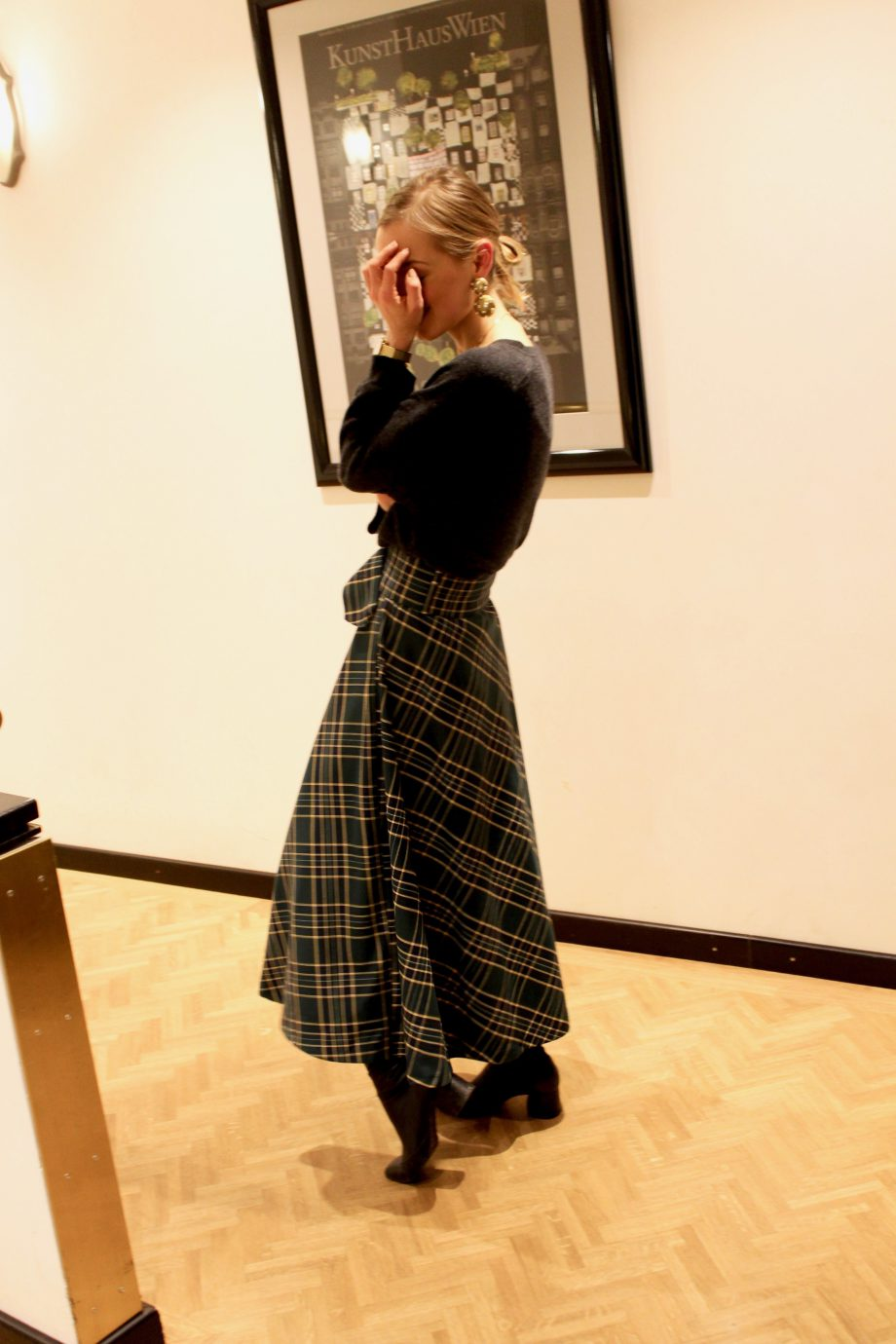 The Plaid Skirt | 16.11.2018