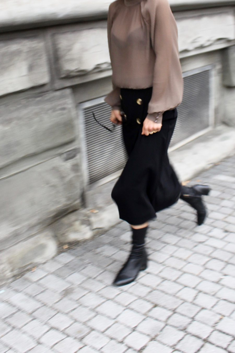 massimo dutti shoes black
