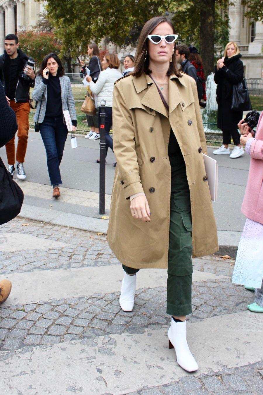 Street Style Paris Fashion Week SS19, Day 8