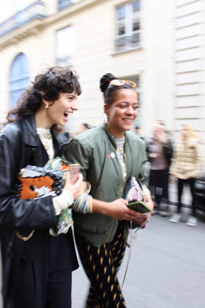 Street Style from Paris Fashion Week FW/19