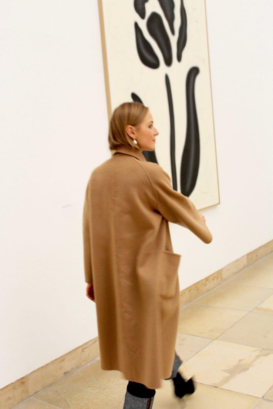 oversized coat camel trend 2018