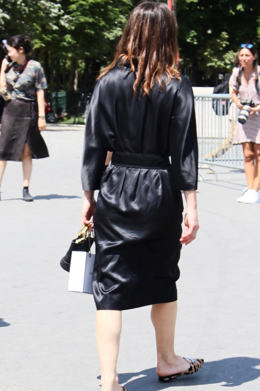 Street Style Paris Fashion Week Haute Couture, Day 3