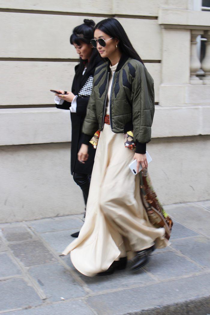 Street Style from Paris Fashion Week FW/19 |03.03.2019