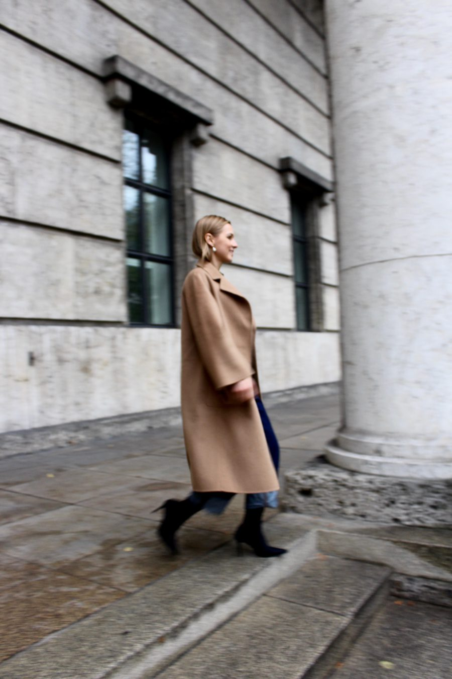 The Cashmere Coat The Curated
