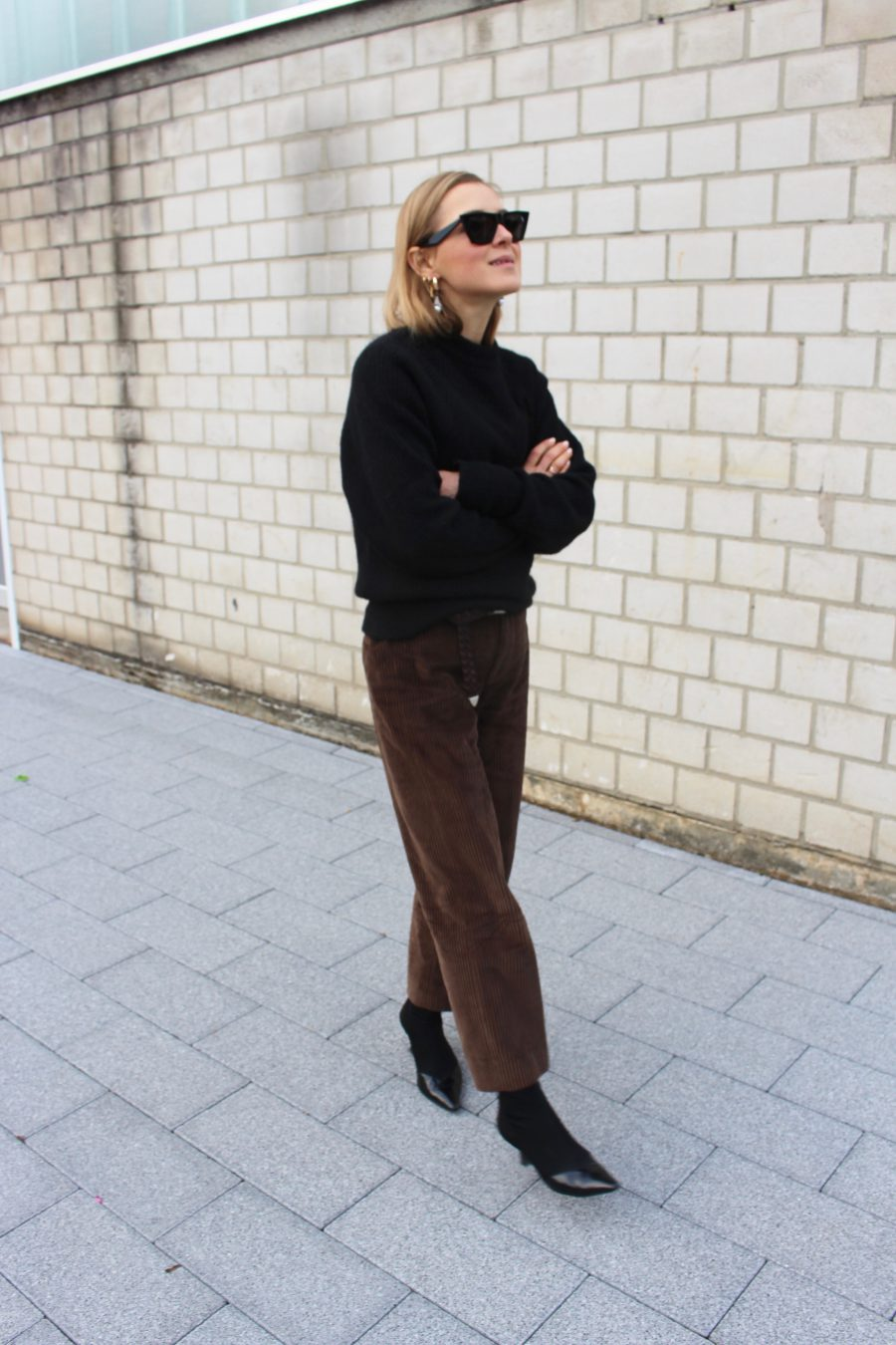 The Corduroy Pants Zara
