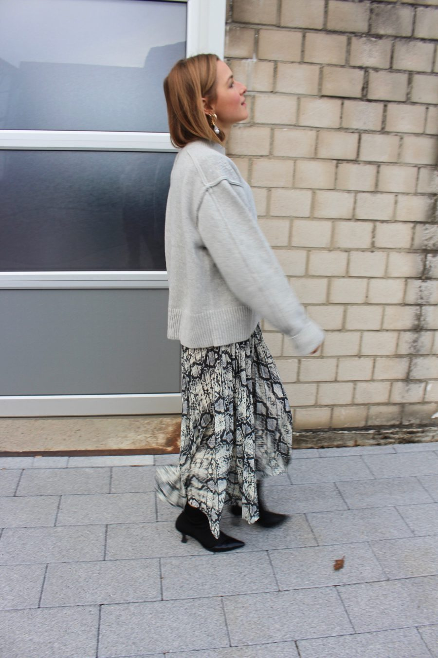 Midi Skirt H&M Trend