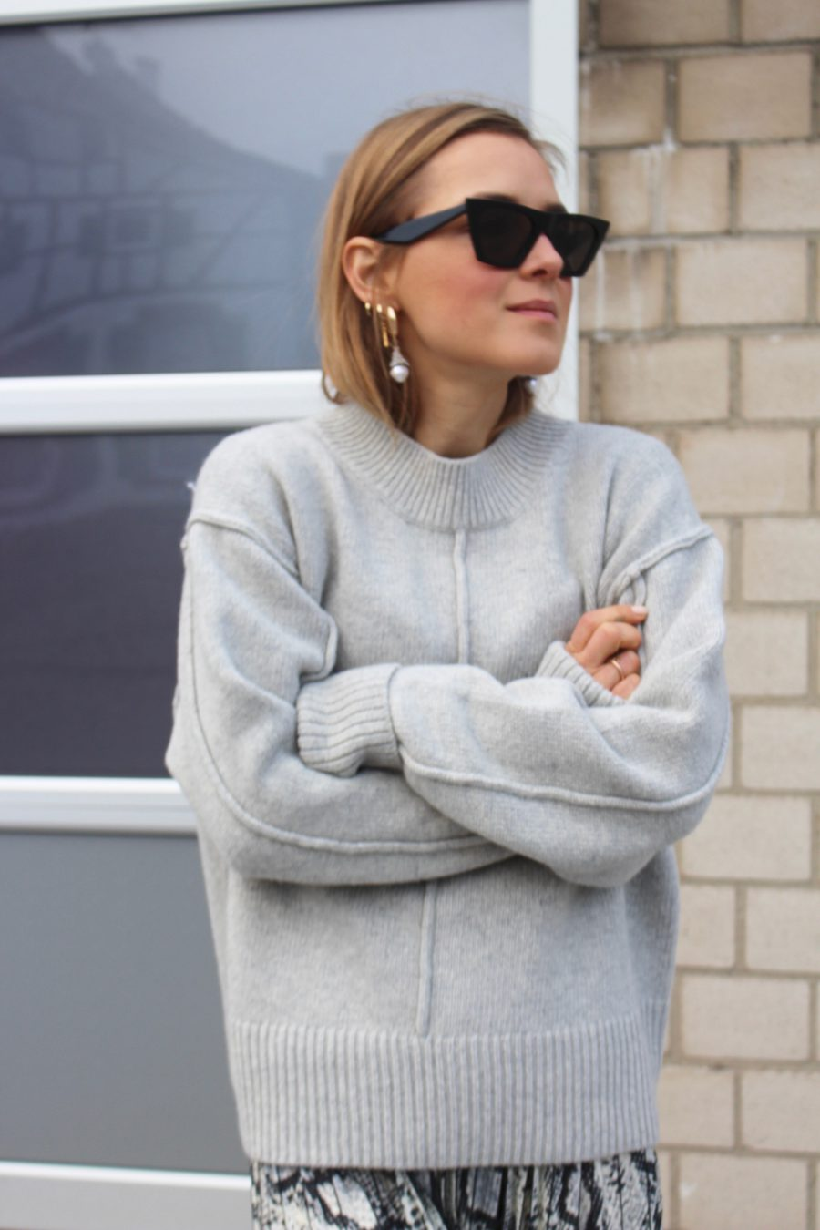 Céline Edge Sunglasses