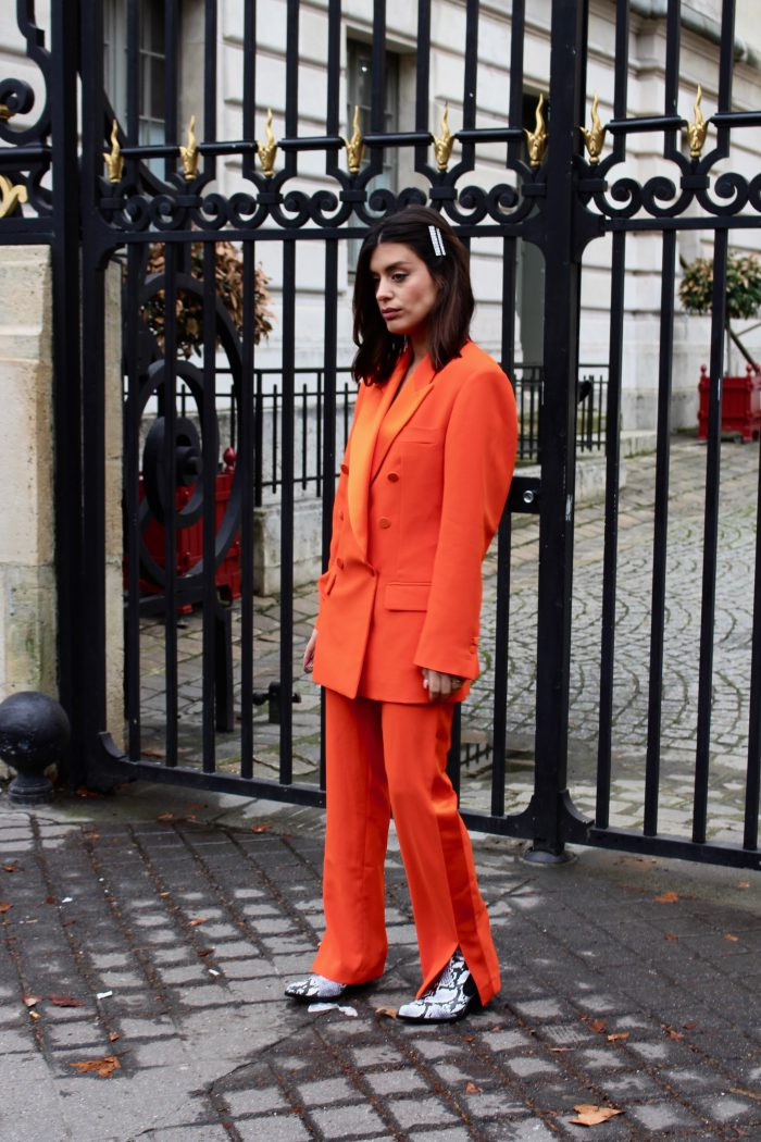 Street Style from Paris Fashion Week FW/19, Day 5