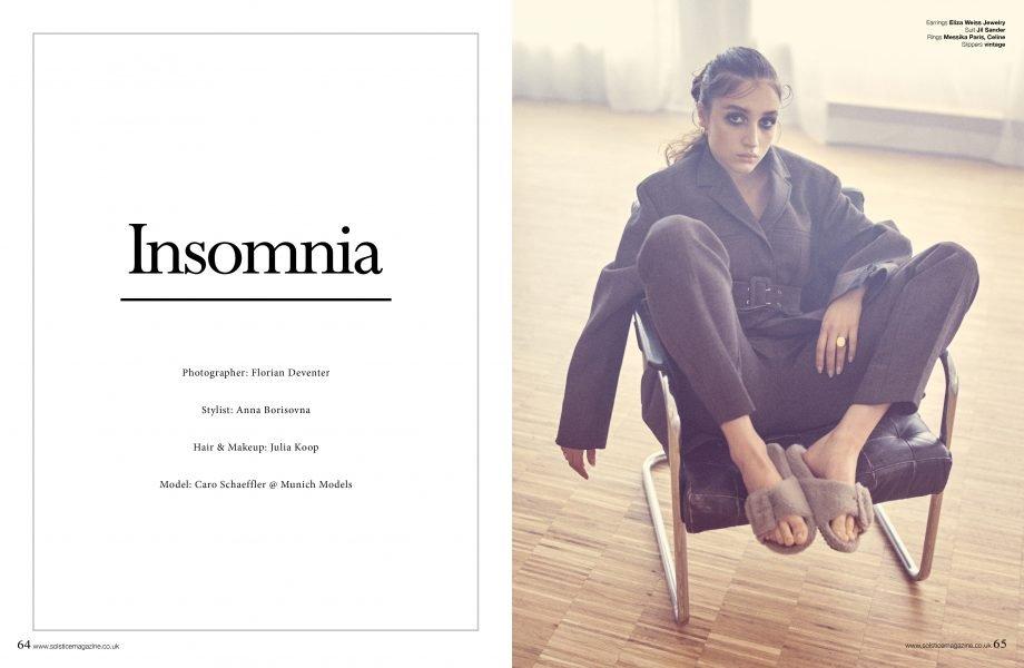 Insomnia, Solstice Magazine |29.12.2020
