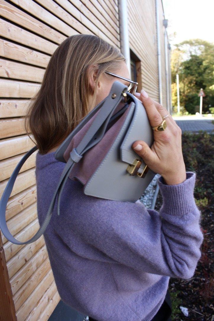 The Mini Leather Bag |20.11.2019